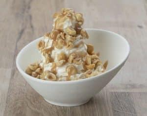 Frozen Yoghurt Haselnuss NGOV