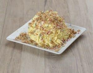 Mini-Spaghettieis Karamellkeks NUCVGFE